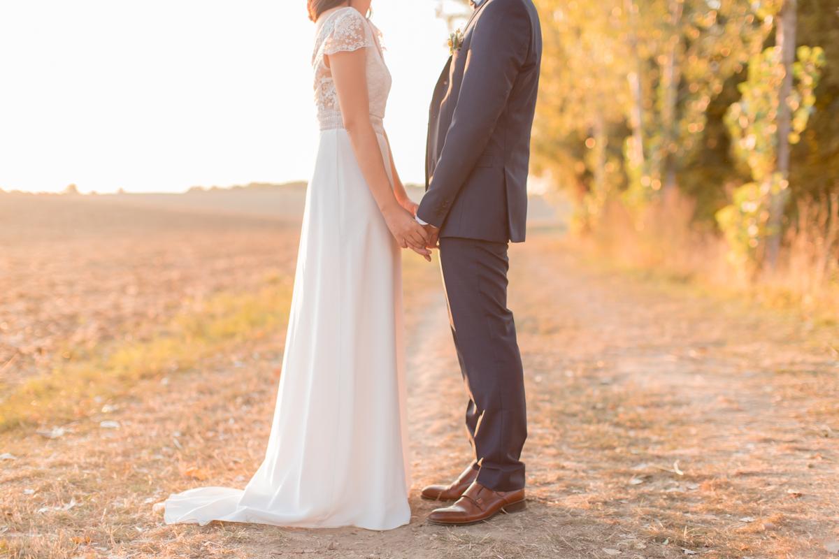 séance couple naturelles mariage