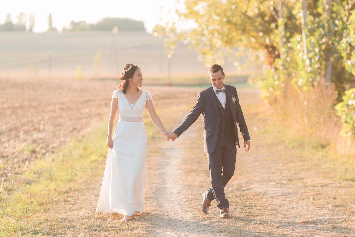 séance couple sans pose mariage