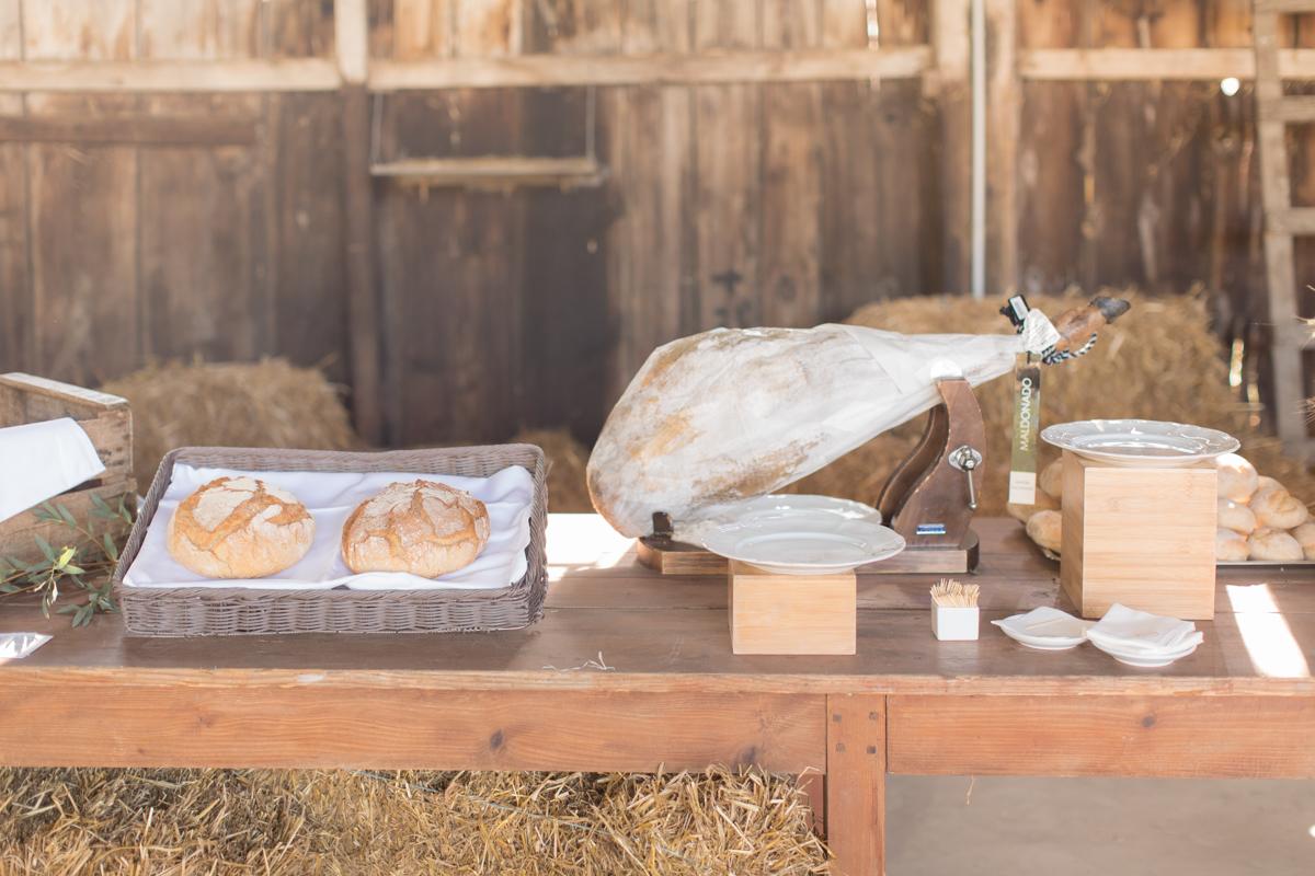 cocktail du mariage à la ferme du prieuré