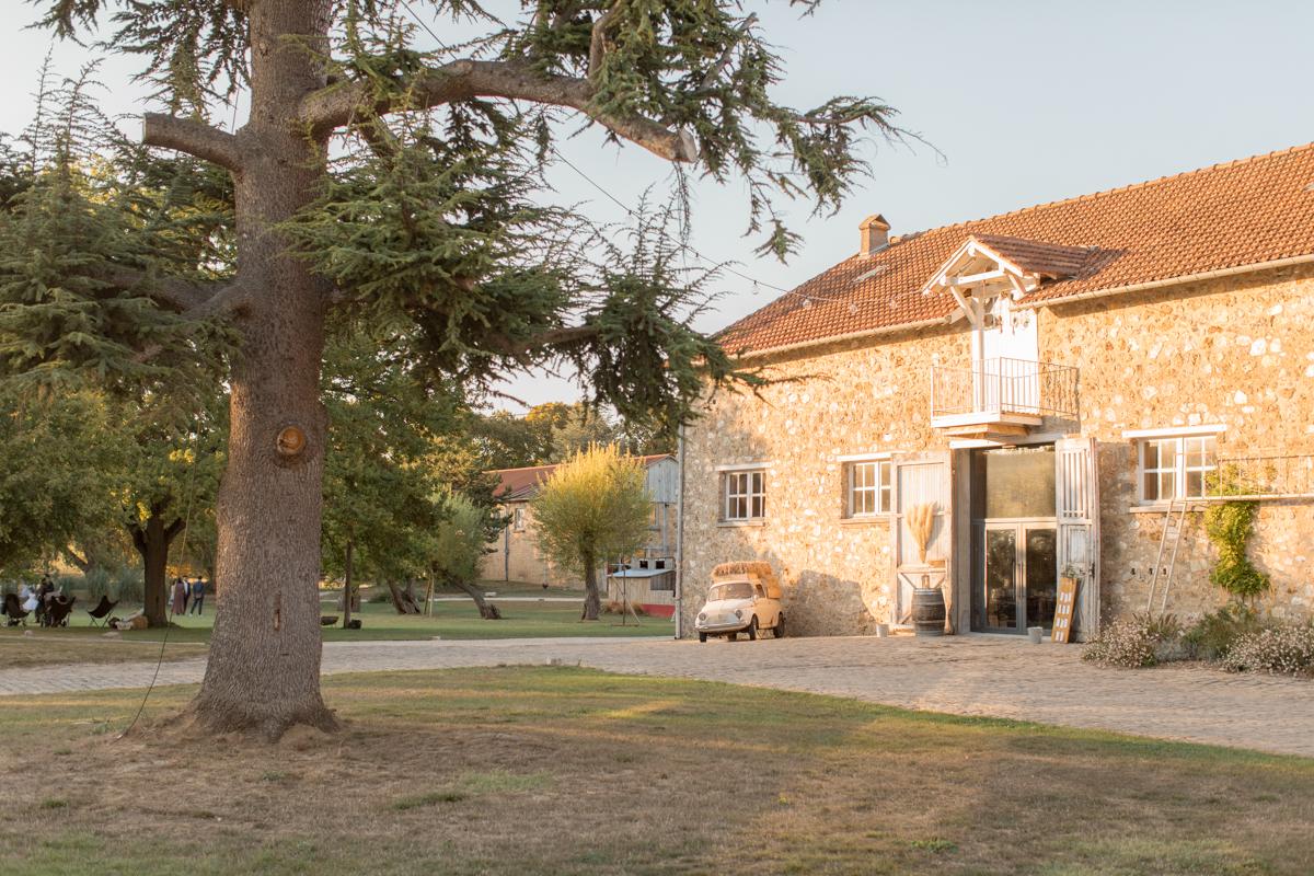 la ferme du prieuré rennemoulin