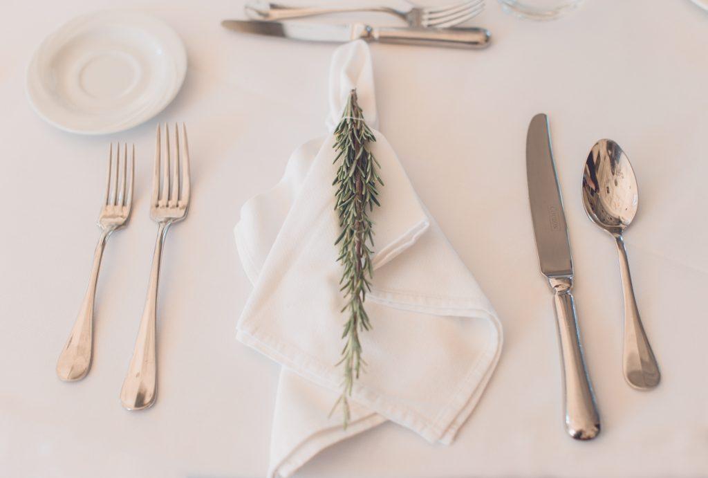 déco mariage minimaliste