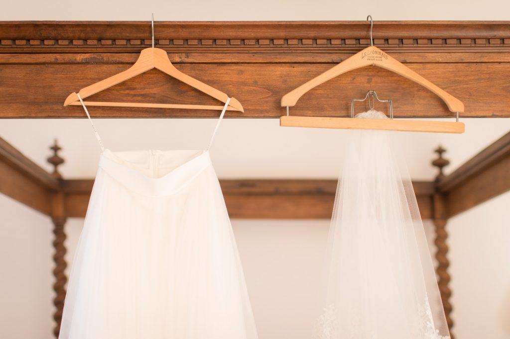 Les robes de la mariée