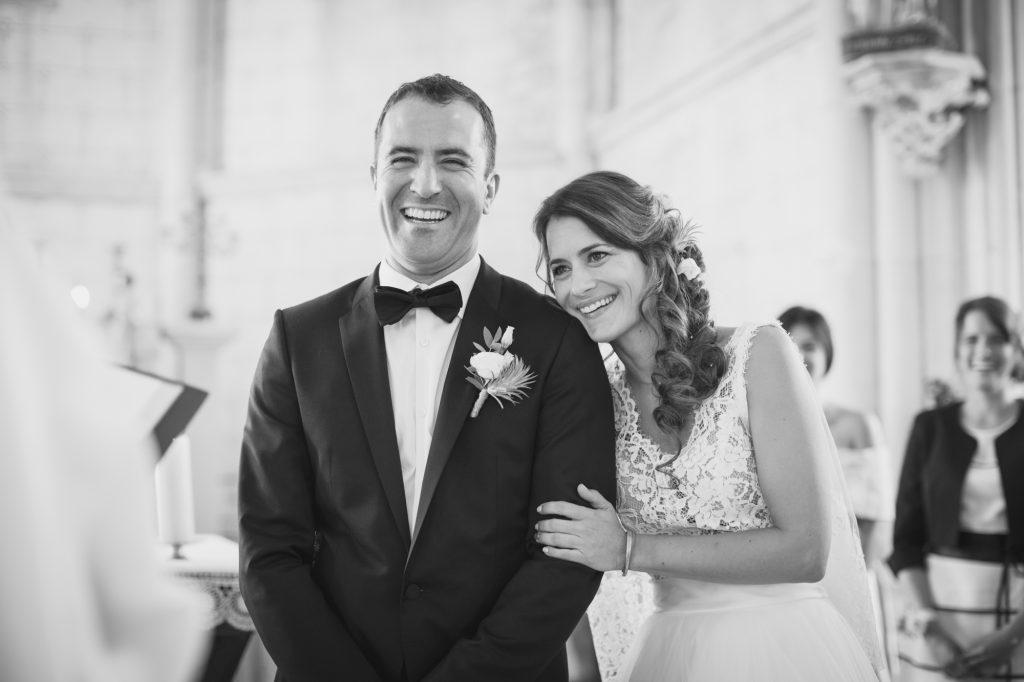 connexion entre les mariés
