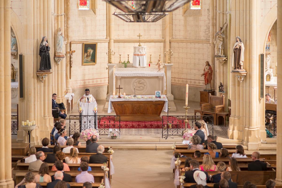 église saint sulpice vue de haut
