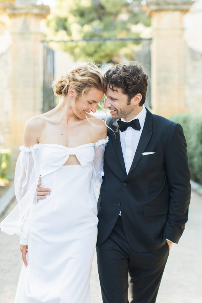 couple mariage luxe fine art