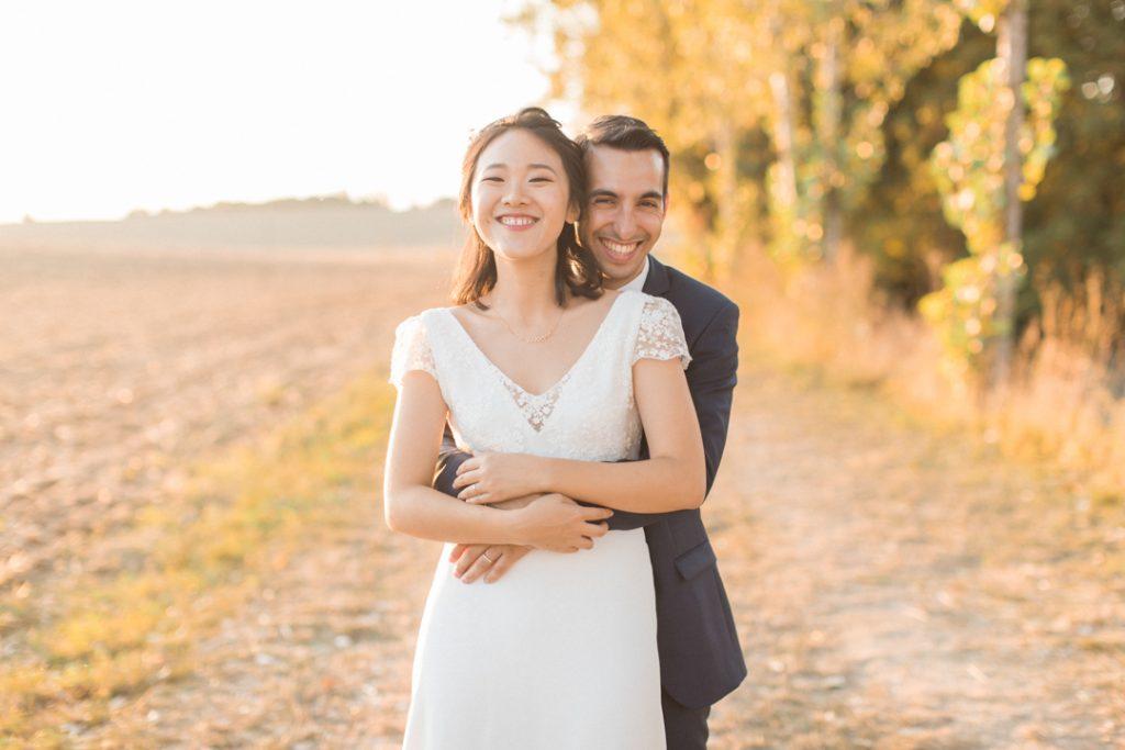 couple mixte mariage Taiwan