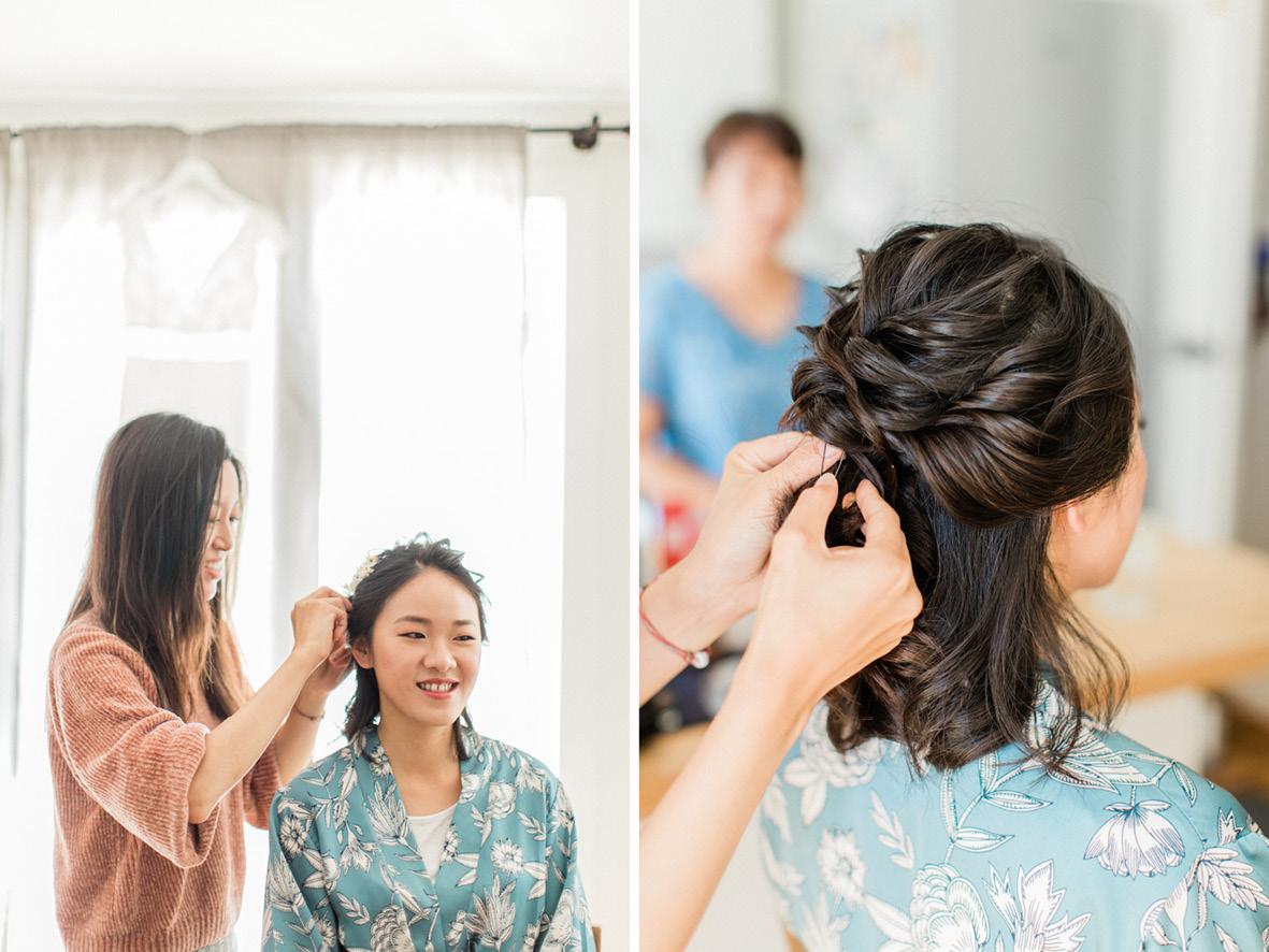 coiffure mariée vexin