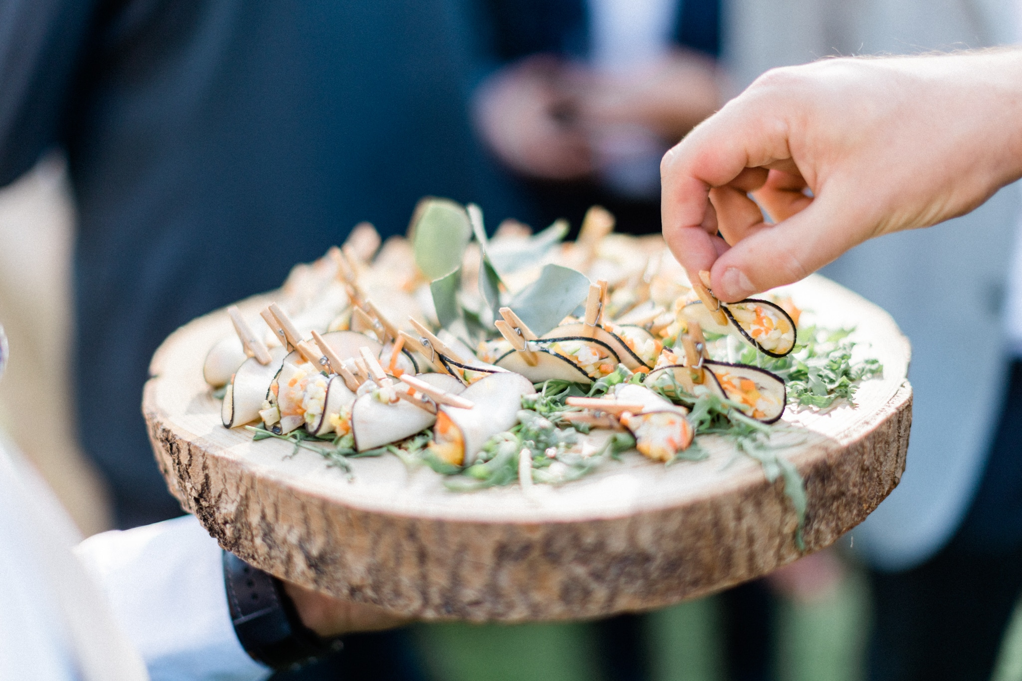 nourriture mariage