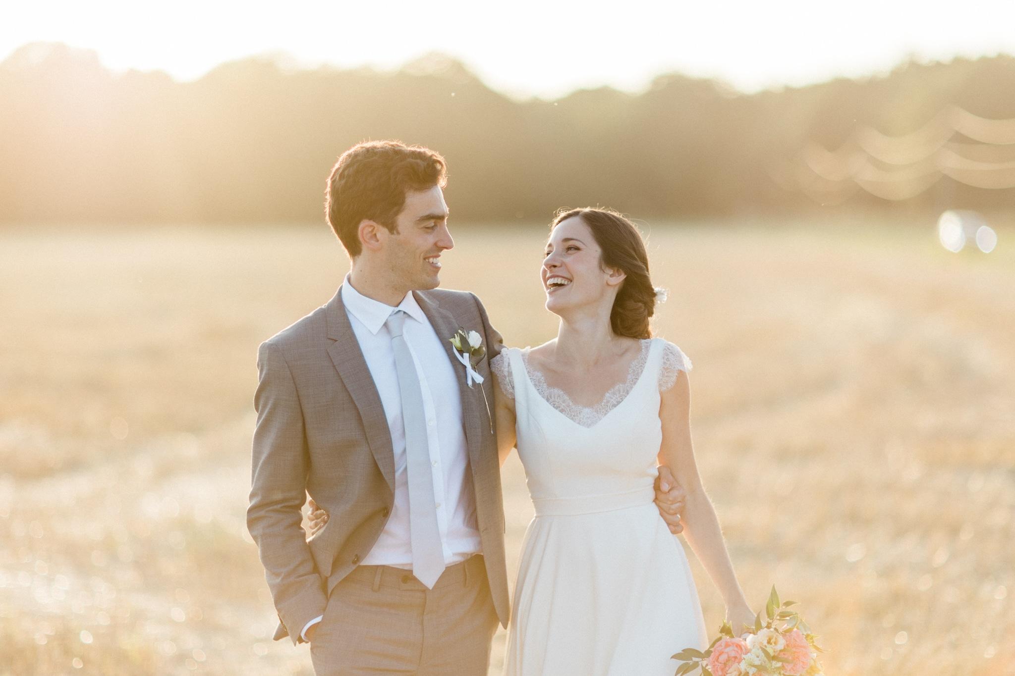 photographe mariage lumineux naturel fine art