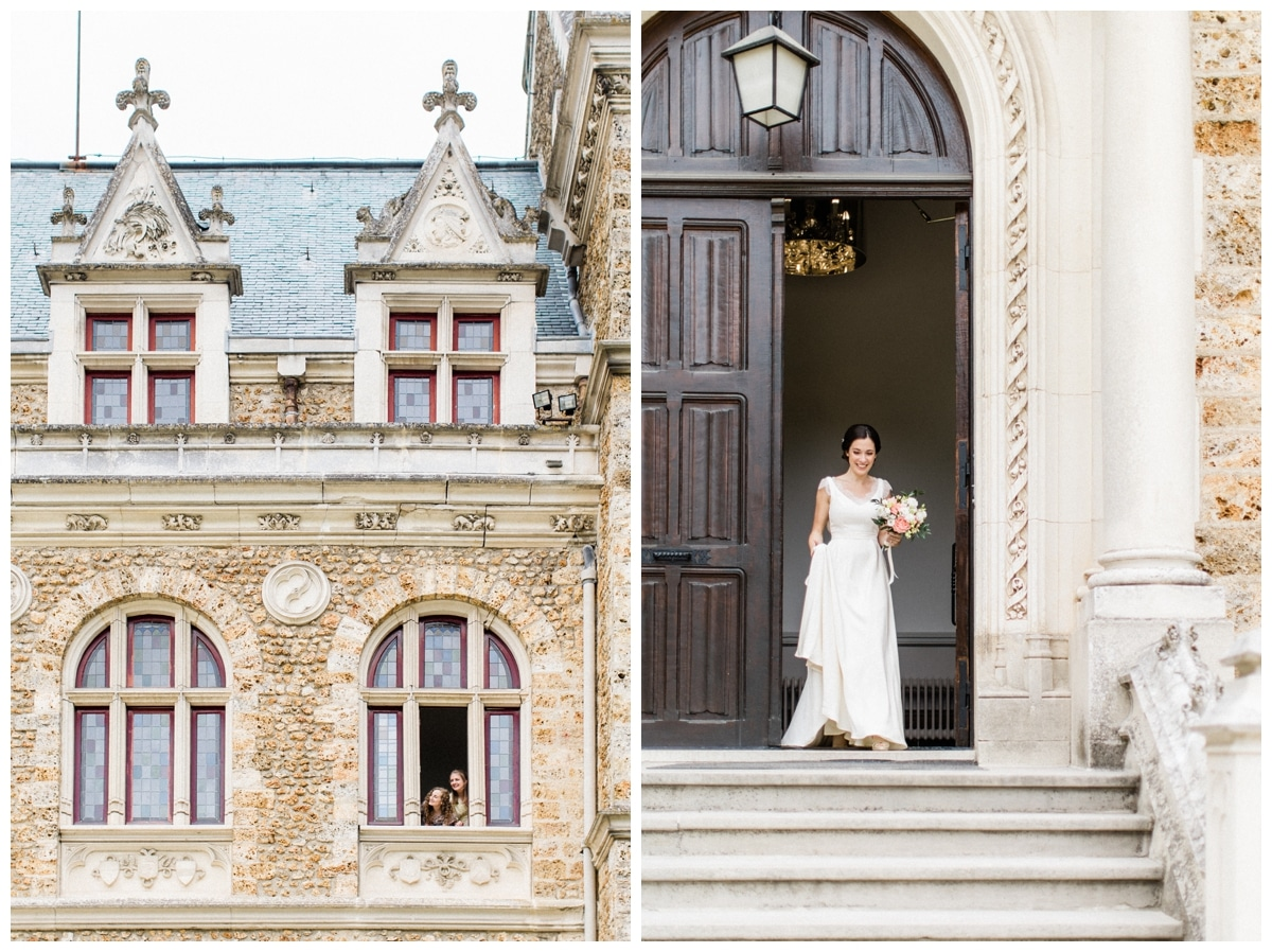 first look mariage chateau Meridon