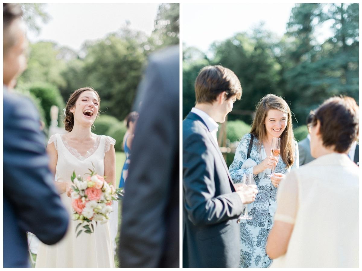 photos spontanées mariage