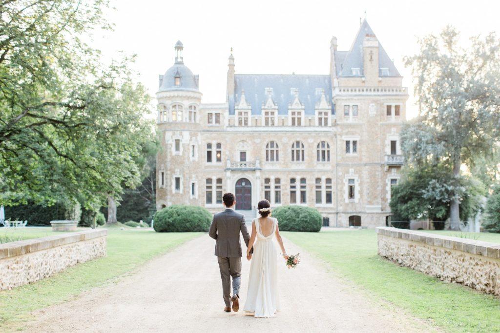 wedding chateau france