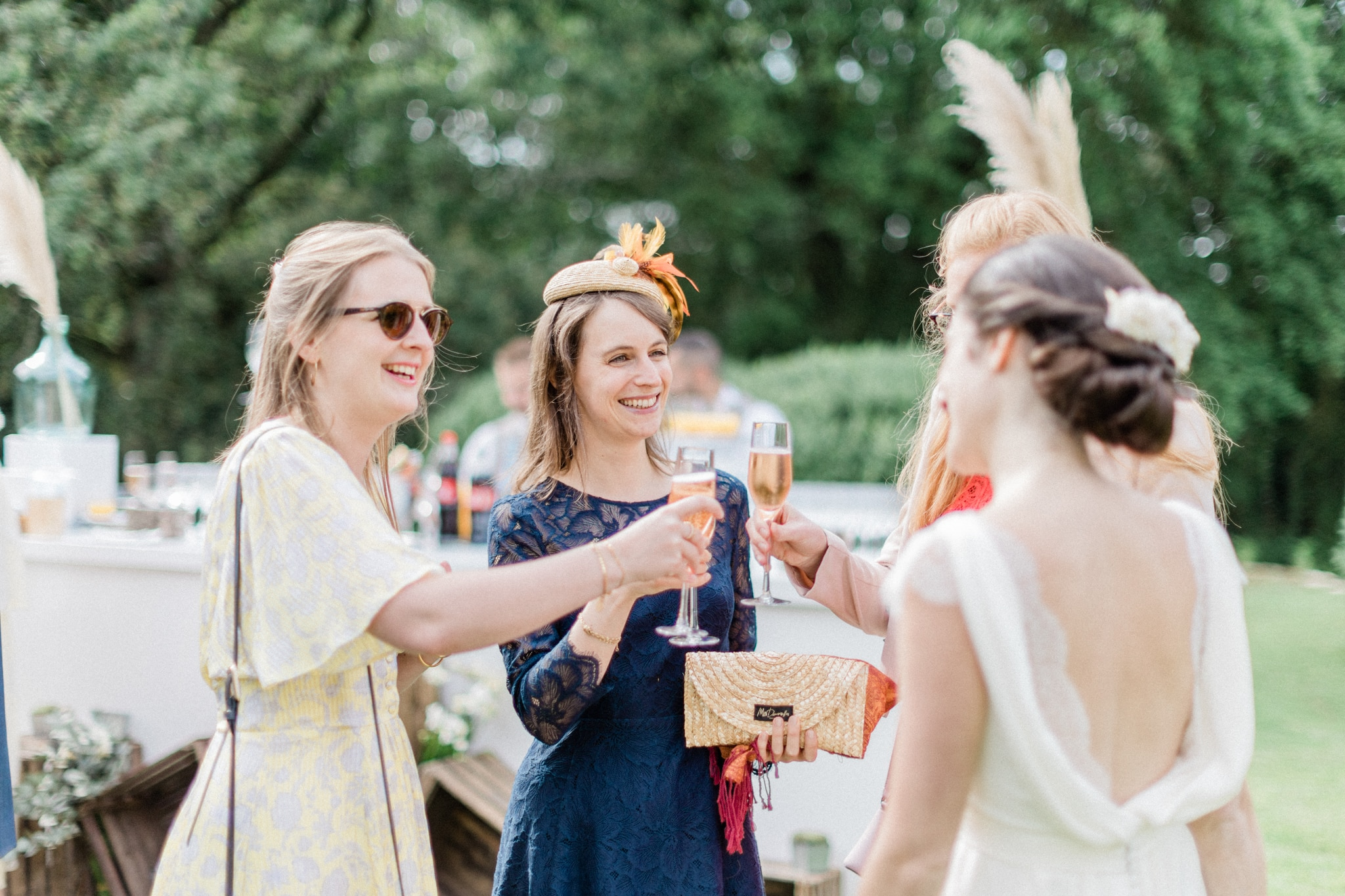 cheers wedding france