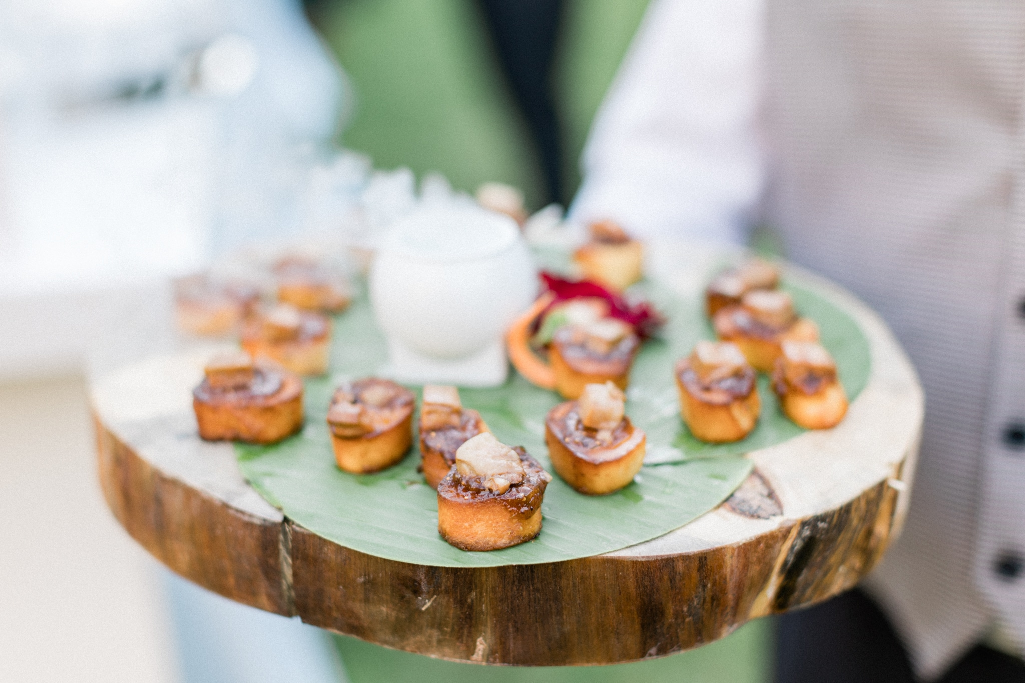 foie gras wedding