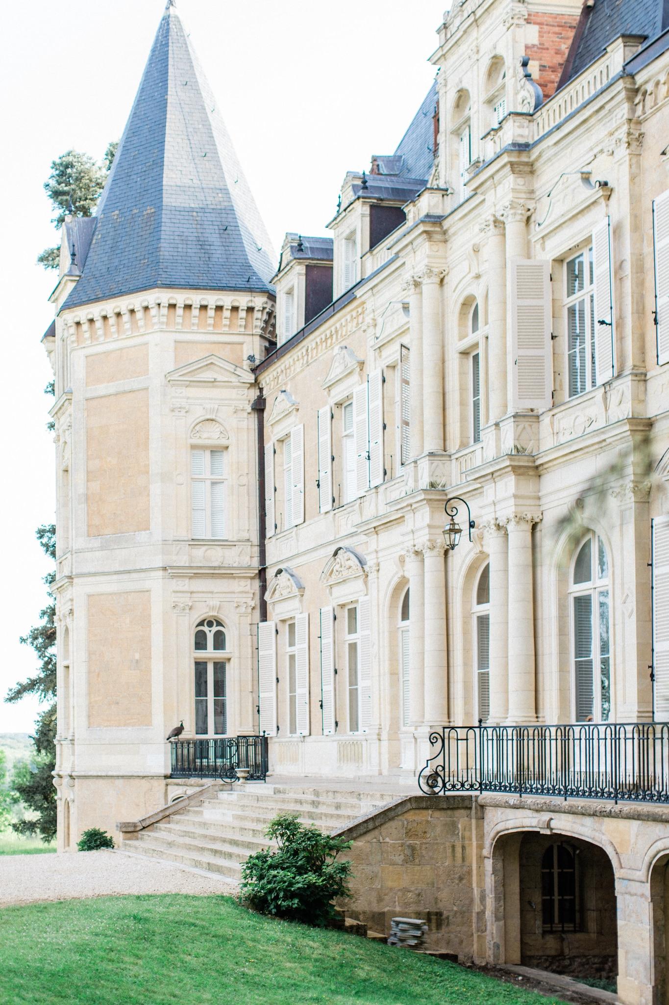 wedding burgundy france