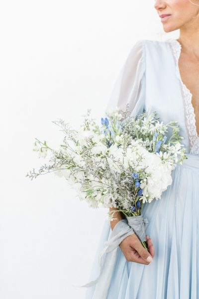 bouquet mariage moderne élégant